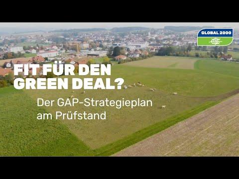 Fit für den Green Deal? Der GAP-Strategieplan am Prüfstand