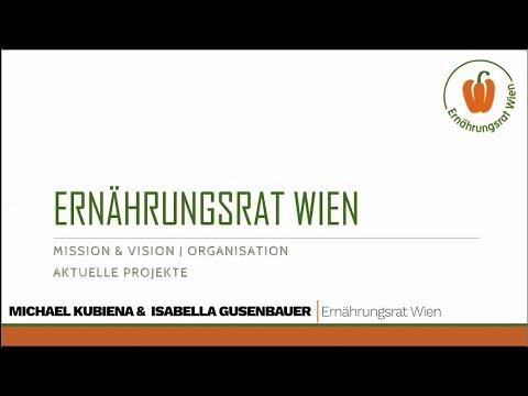 Workshop Ernährungsrat Wien - Nyéléni Frühlingserwachen 2021
