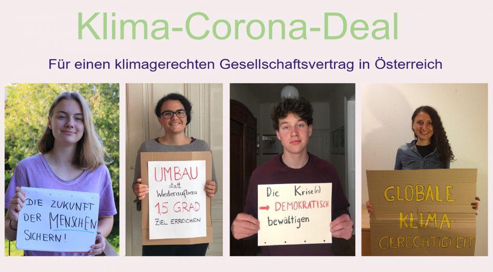 Klima Corona Deal